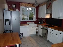 refaire ma cuisine déco conseils refaire sa cuisine plan de travail inox bois