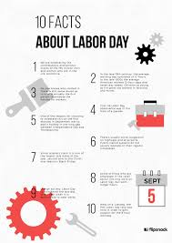 facts about first thanksgiving 10 facts you probably didn u0027t know about labor day poster