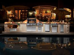 pool and outdoor kitchen designs luxury outdoor kitchens lynx luxury outdoor kitchen products