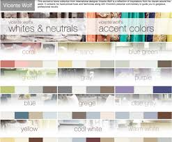 103 best vicente wolf color diaries a paint color collection by