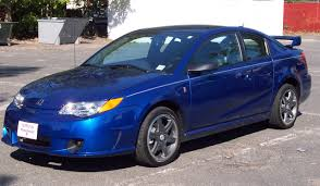 got my 06 rl pacific blue w comp package saturn ion redline