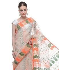 dhakai jamdani saree exclusive dhakai jamdani saree in ramgarh kolkata