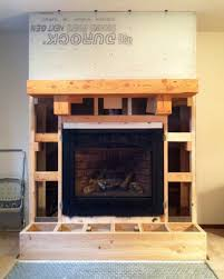 amazing gas fireplace remodel part 2 fireplace remodeling
