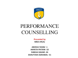 Counselling Skills For Managers Mba Notes Performance Counseling