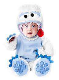 abominable snowman costume abominable snowman baby costume maskworld