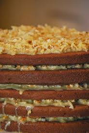 my story in recipes german chocolate cake
