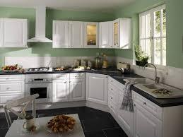 catalogue cuisine leroy merlin cuisine leroy merlin vert et blanche cet déco fait très américain