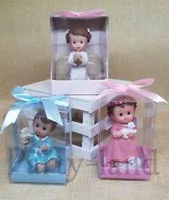 baptism figurines girl baptism favors ebay