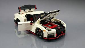 lego lamborghini veneno someone has made their very own lego gtr nismo drivetribe