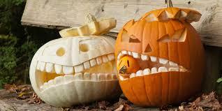 kürbis schnitzen für halloween halloweenkürbis kürbis schnitzen
