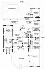 6 Bedroom House by My Perfect Ranch House 7 Beds 6 Baths 6888 Sq Ft Plan 67 871