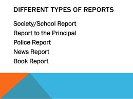 sample report free report template sample