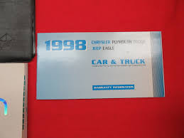 100 1985 plymouth voyager owner s manual user manual and