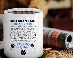 serenity prayer mug serenity prayer mug etsy
