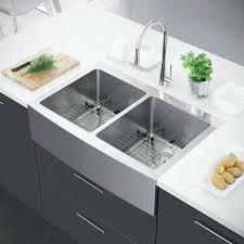kraus farmhouse sink 33 stainless steel apron sink philiphochuli com