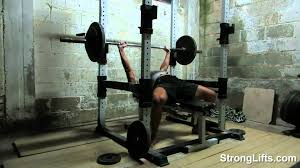 Bench Press Safety Stands Bench Press Fail Or Why You Need A Power Rack Youtube