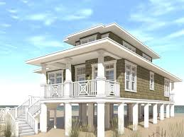 beachfront house plans beach house plans coastal home plans the house plan shop
