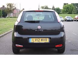 2012 fiat punto 1 2 pop 3dr start stop manual petrol low