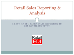 sales analysis report template retail sales reporting analysis