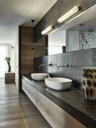 Contemporary Bathroom Sinks Vessel Sinks Countertop And Backsplash Slab Wall Mount Faucets
