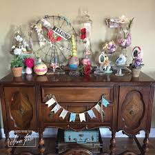 Easter Home Decor by Easter Home Decor 2017 The Buffet Aimee Ferre