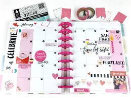 the happy planner celebration me my big ideas