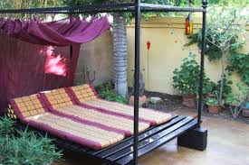 outdoor floating bed outdoor bed outdoor hanging bed hammock bed for sale the floating