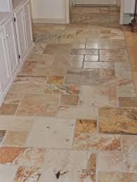 White Kitchen Tile Ideas by Kitchen Tile Floors With White Cabinets Kitchen Tile Flooring