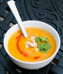 Thai Red Pumpkin Curry Recipe by Thai Pumpkin Soup The Little Gsp