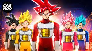 goku saiyan rangers dragon ball super u0026 power rangers parody