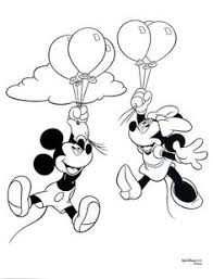 mickey coloring picture disney coloring pages