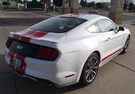 Black Mustang Grey Stripes With Stripes Or Without Stripes Page 3 Mustangforums Com