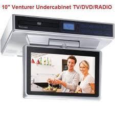 Under Kitchen Cabinet Tv Dvd Cd Player Radio Under Cabinet Tv Ebay