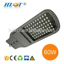 led light low price low price list separated solar 60 watts led street light led
