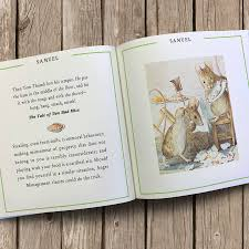 Two Bad Mice The Personalised Peter Rabbit Little Book Of Virtue By Letteroom