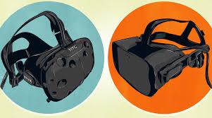 htc vive vs oculus rift the comparison we had to make kotaku