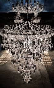 Largest Chandelier Baccarat Creates The Largest Chandelier Produced In Its