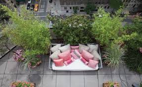 Nyc Backyard Ideas Gardening Tips From The Rooftop Balconies Of New York Treehugger