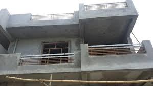 Front elevation exterior design