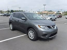 nissan rogue gas tank 2016 used nissan rogue fwd 4dr sl at landers chevrolet serving