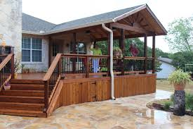 How To Build A Freestanding Patio Roof by San Antonio Patios U0026 Patio Covers Custom Built Designs