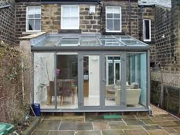 small extensions modern and contemporary glass extensions contemporary exterior