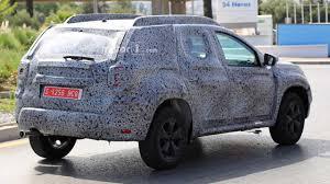renault duster 2018 renault duster 2018 заметили на тестах в новом кузове авто