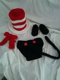 Diaper Halloween Costume Crocheted