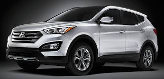 kereta hyundai elantra 2015 hyundai santa fe gets some updates for 2015 in the us