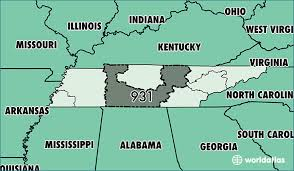 us area codes 408 where is area code 931 map of area code 931 clarksville tn