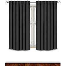 Pictures Of Window Curtains Utopia Bedding Blackout Room Darkening And Thermal