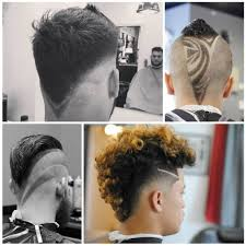 v cut hairstyle for men cut long hair to short hair on guys great
