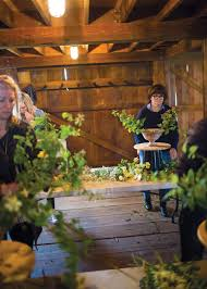 cathy horyn visits floret flowers