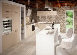 cuisine avec cave a vin grande cuisine avec bar à manger photo 9 12 voici un ensemble